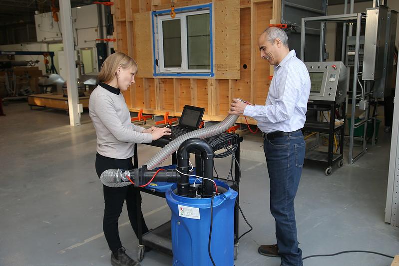 Centre d'accès aux technologies de l'efficacité du ...