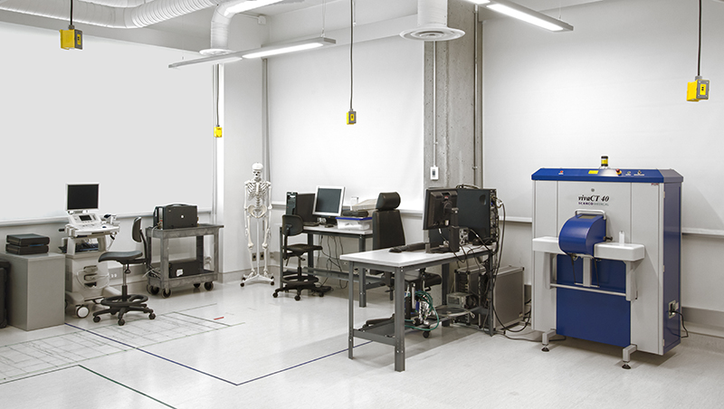 Centre For Hip Health And Mobility Research Facilities