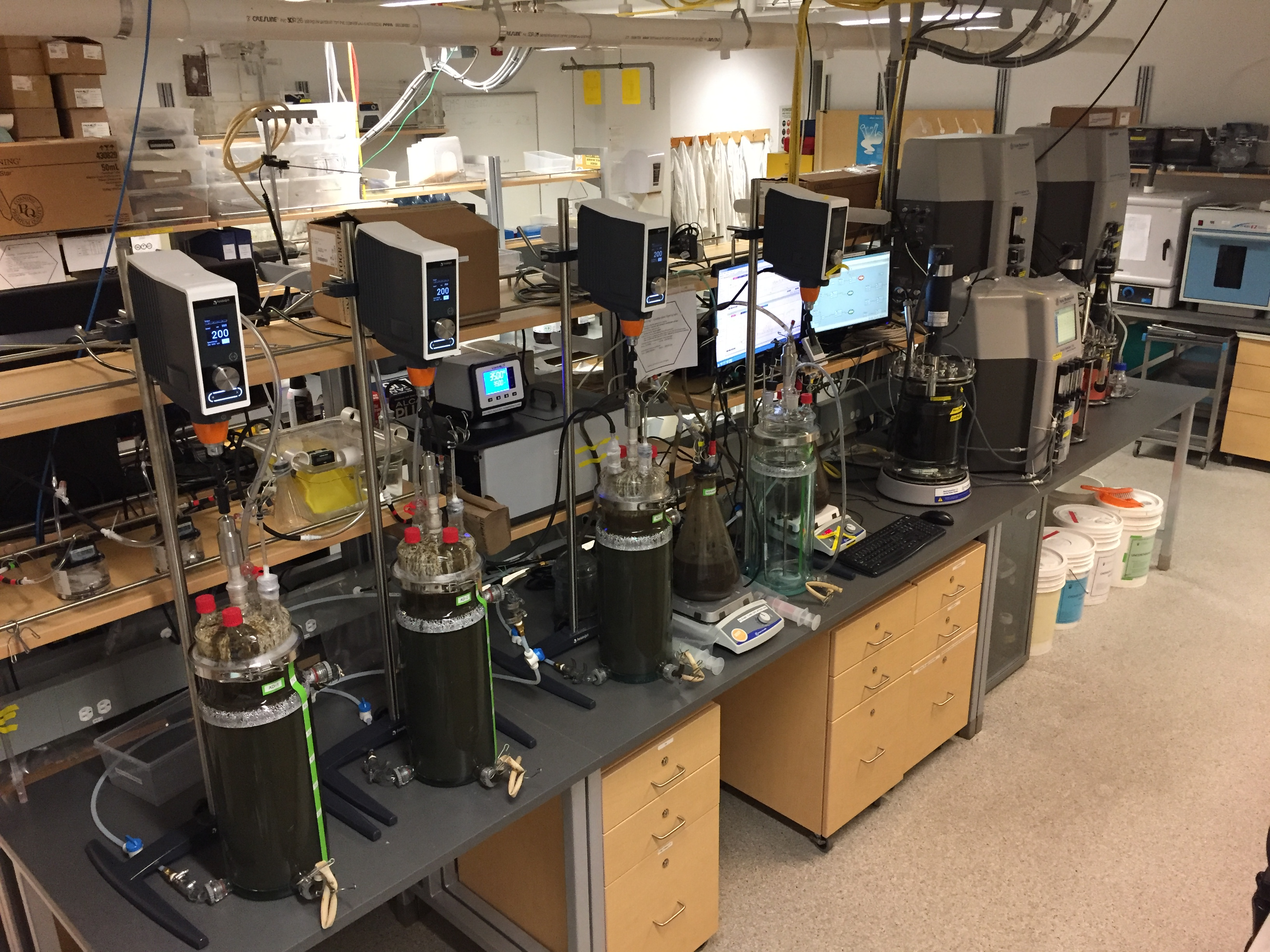 Ubc Bioreactor Technology Group Research Facilities