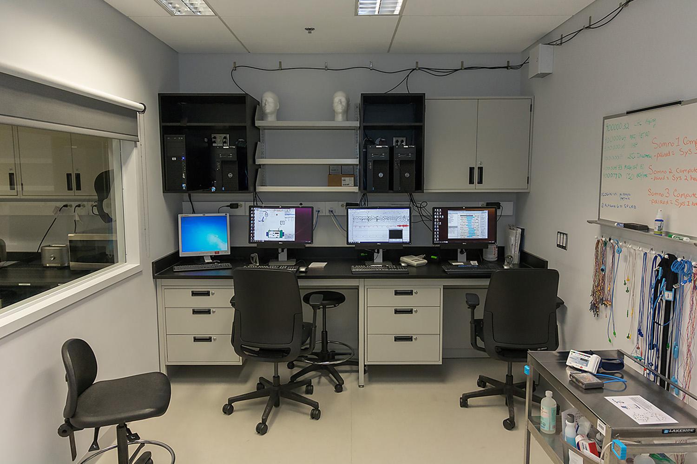 Sleep Research Laboratory Research Facilities Navigator