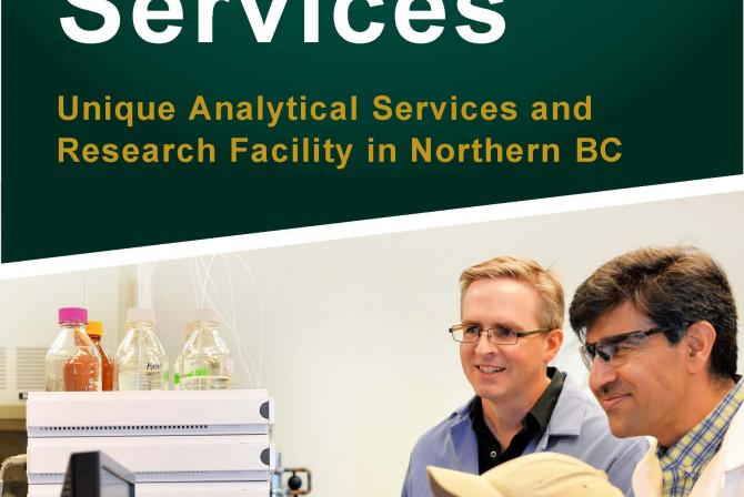 UNBC-Northern Analytical Laboratory Services-Unique Analytical Services and Research Facility in Northern BC