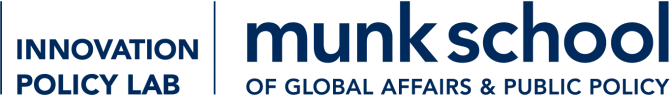 Innovation Policy Lab - Munk School of Global Affairs and Public Policy