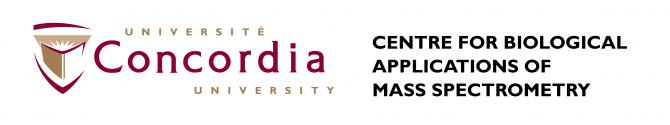 Concordia University-Centre for Biological Applications of Mass Spectrometry