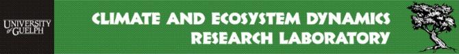 Climate and Ecosystem Dynamics Research Laboratory (CEDaR)