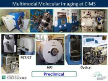Preclinical Multimodal Molecular Imaging at CIMS-PET/CT, MRI, Optical