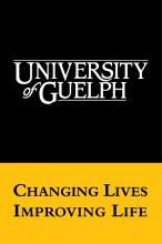University of Guelph - Changing Lives, Improving Life