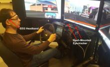 Research infrastructure - Driving simulator